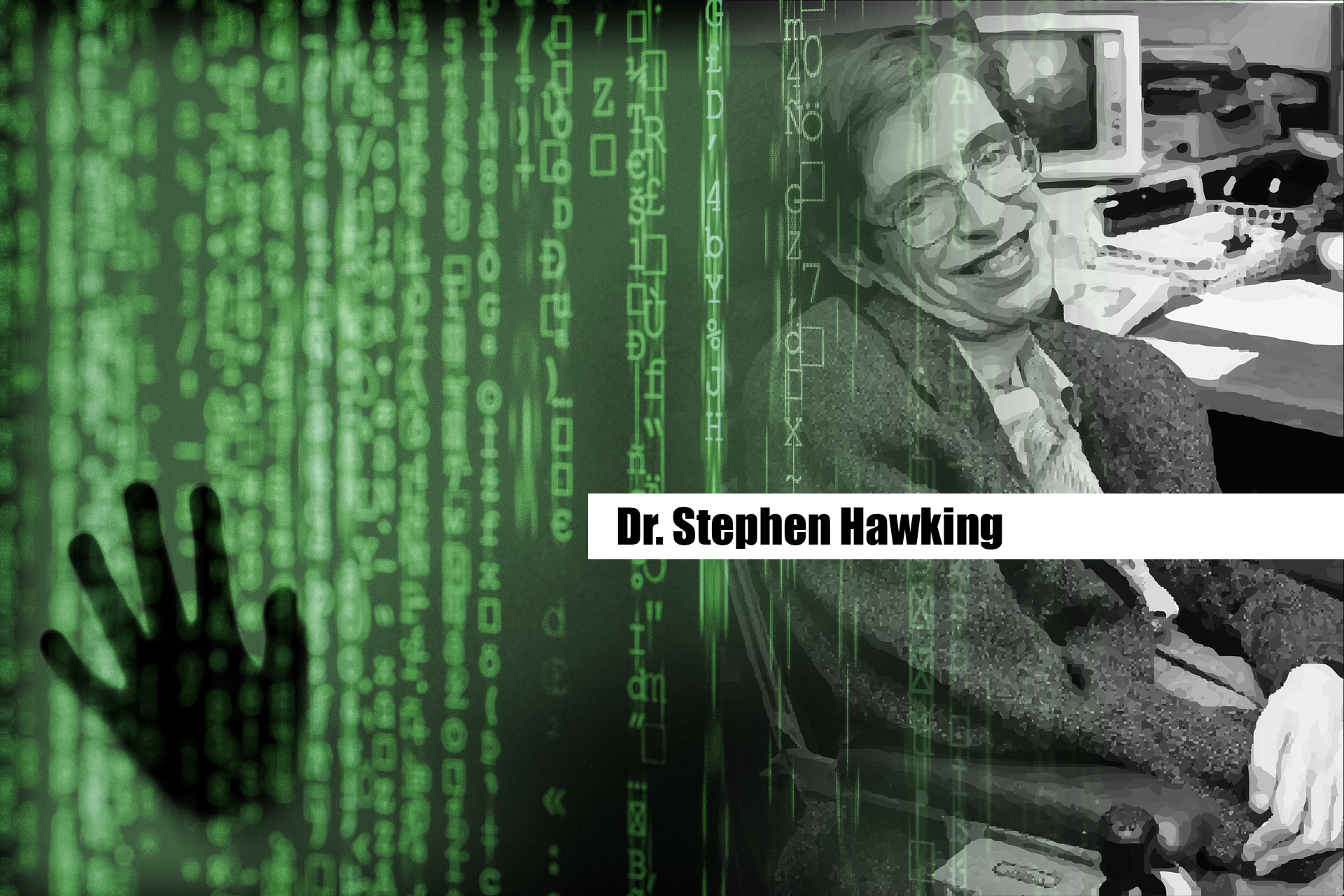 Stephen Hawking y la sociedad de los datos - Big Data