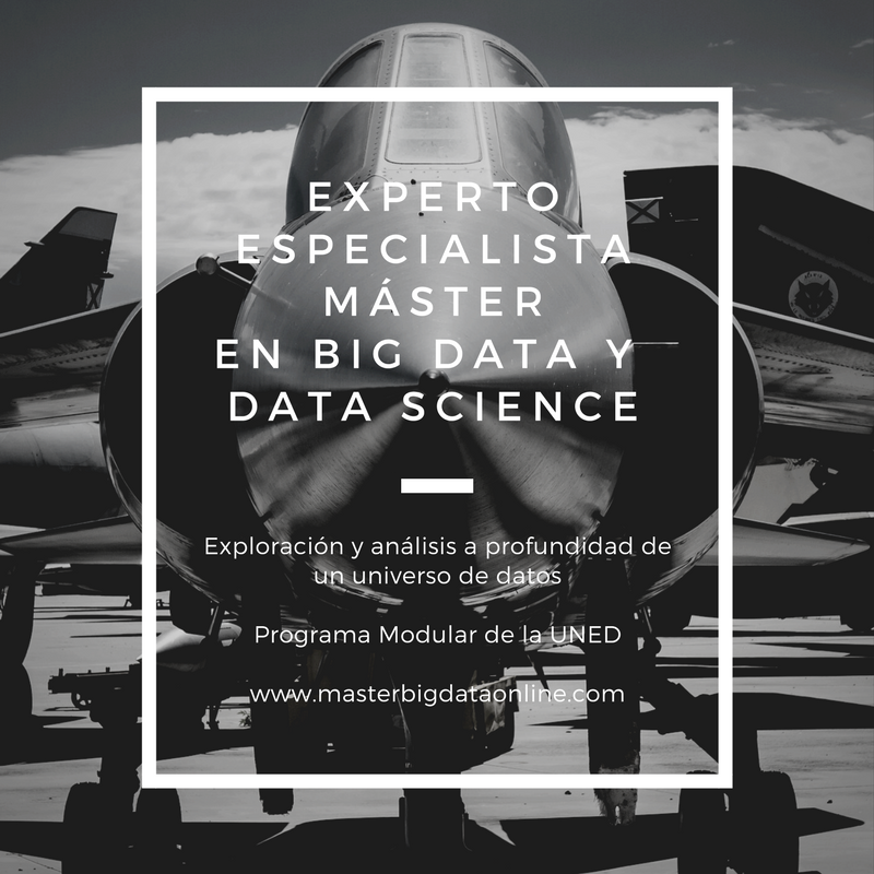 Máster en Big Data y Data Science online